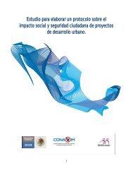 Estudio para elaborar un protocolo sobre el impacto ... - CONAVIM