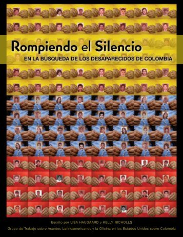 Rompiendo el Silencio - Latin America Working Group