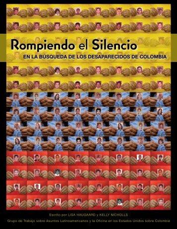 Rompiendo el Silencio - Latin America Working Group