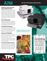 Spec Sheet - Barcoding, Inc
