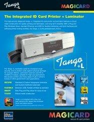 The Integrated ID Card Printer + Laminator - Customidsystems.net