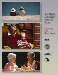 View Summary Plan Description - Michigan Laborers