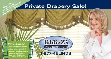 Private Drapery Sale! - FMP Direct