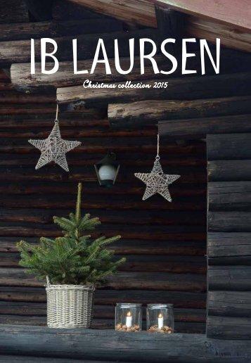 Ib Laursen Christmas collection 2015