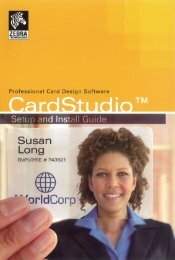 CardStudio Install Guide - RACO Card Solutions