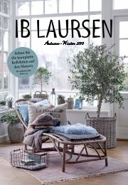 Ib Laursen Herbst-Winter 2015