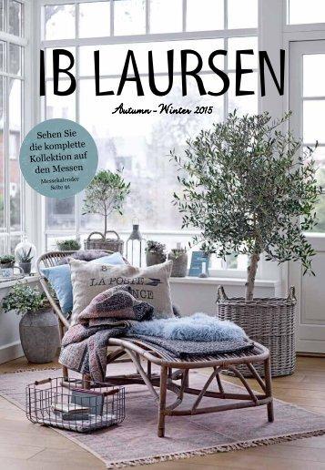 Ib Laursen Herbst-Winter 2015