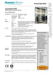 PDS SpeedStile2 EFW issue3 052003 - SMP