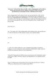 Procedimento de contestação do FAP é alterado pela Previdência.