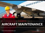 A Guide for Aircraft Maintenance in NJ