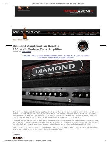 View PDF - Diamond Amplification