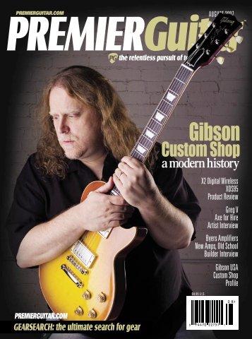 Gibson - Diamond Amplification