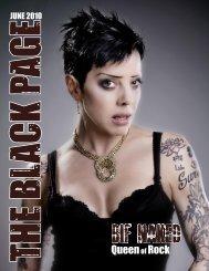 BIF Naked - The Black Page Online Drum Magazine