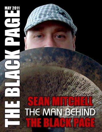 SEAN MITCHELL - The Black Page Online Drum Magazine