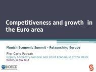presentation - 12th Munich Economic Summit