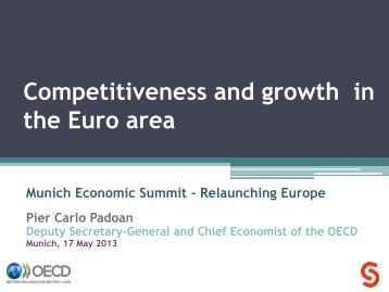 presentation - 12th Munich Economic Summit