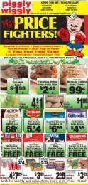 y UPEI'II: EDD AM - 10:00 PM DAILY - Piggly Wiggly