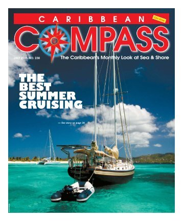 Caribbean Compass Yachting Magazine July 2015