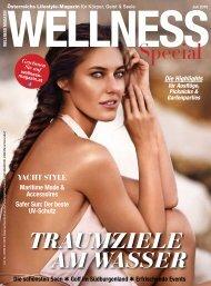 WELLNESS Magazin Special - Juli 2015