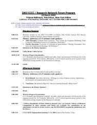 Program (.PDF) - Virginia Tech English Department Faculty