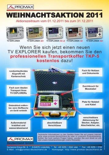 Deutschland GmbH - Promax Deutschland