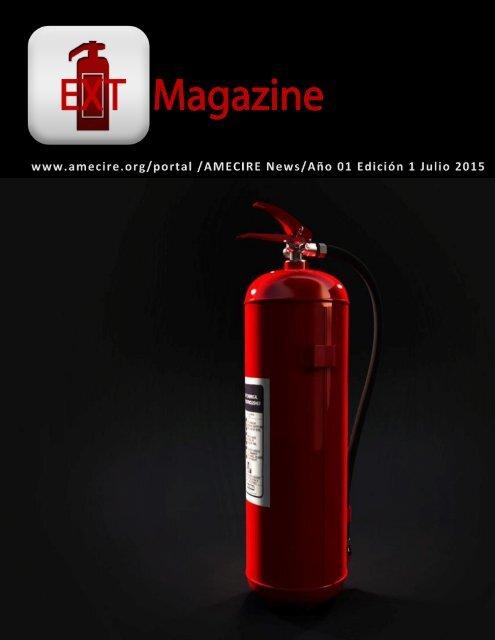 EXT MAGAZINE Edición 01 Año 2015