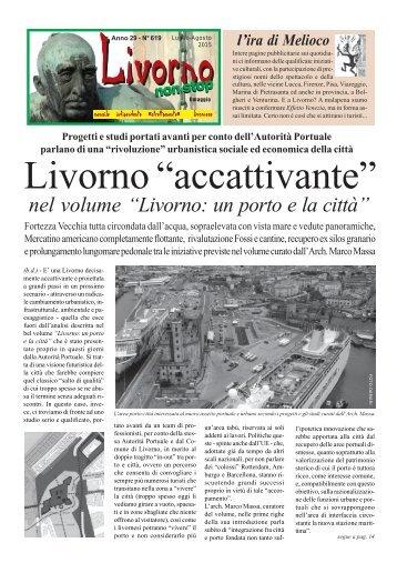 Livorno non stop - Lug - Ago '15