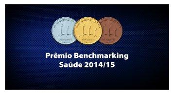 Prêmio Benchmarking Saúde 2014/15
