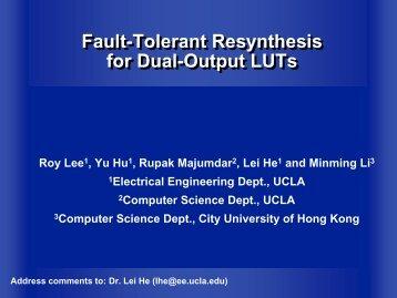 Dual-Output