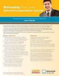 Loan - Deferred Compensation