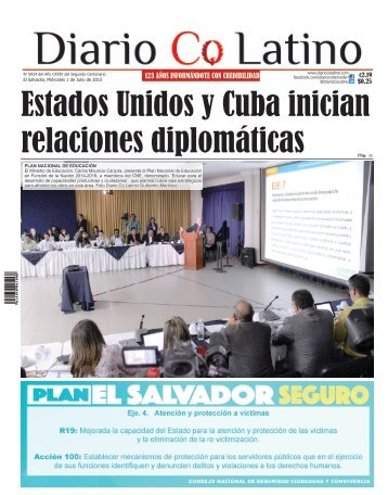 Edición 1 de Julio de 2015