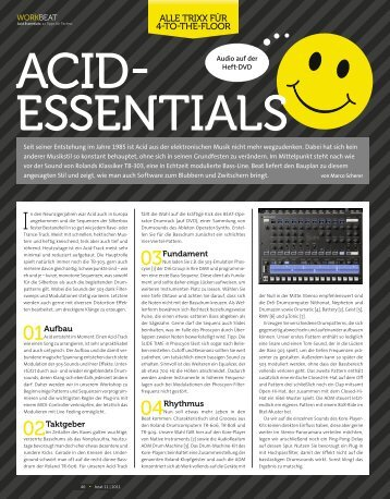 Acid Essentials - plasticAge.de