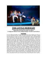 The Little Mermaid - California Theatre Center