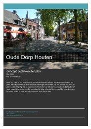 beeldkwaliteitsplan Houten 27-05-2009 - Gemeente Houten