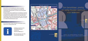Centrum folder.pdf - Gemeente Houten