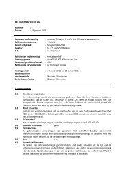 verslag 6 oktober 2011 tot 20 januari 2012 (pdf; 92 KB) - Machiels ...
