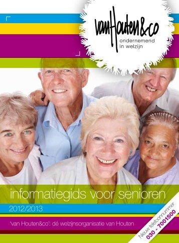 informatiegids voor senioren - Houten