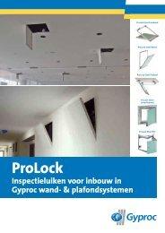 Brochure ProLock NL.pdf - Gyproc