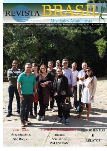 Araçariguama, São Roque, Oficinas Seminários PALESTRAS DEPOIMENTOS E RELATOS