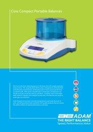 CORE CQT.pdf - Adam Equipment