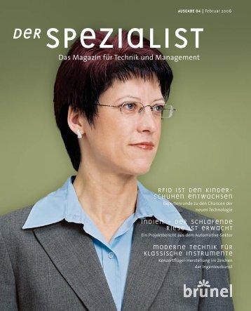 das beste team! - Brunel GmbH