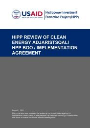 review of clean energy's adjaristqali implementation agreement_01 ...