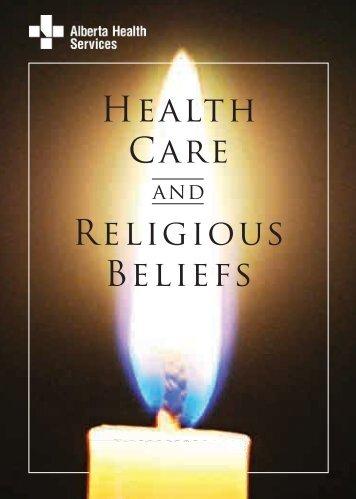 Health Care Religious Beliefs - Alberta Health Services