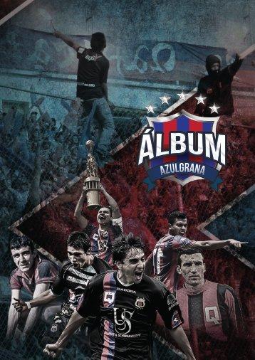 Álbum Sociedad Deportivo Quito
