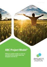 ABC Project Model™ - Projekti-Instituutti