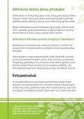 Itsenäisesti selviytyvät ikäihmiset - Pfizer - Page 2