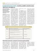 Arkipolitiikan rakenteet Pohjoismaissa - Kunnat.net - Page 4