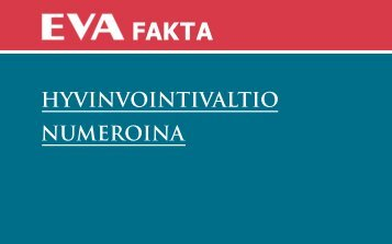 HYVINVOINTIVALTIO NUMEROINA - Eva