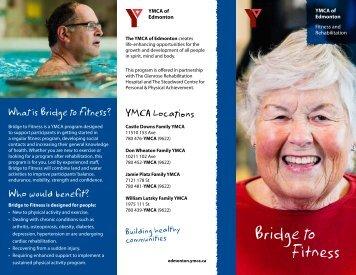 Bridge to Fitness - YMCA of Edmonton, AB
