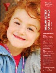 fall program guide. - YMCA of Edmonton, AB